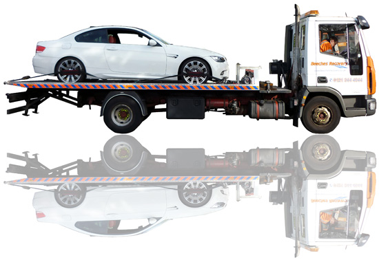 Vehicle Recovery Service Kent